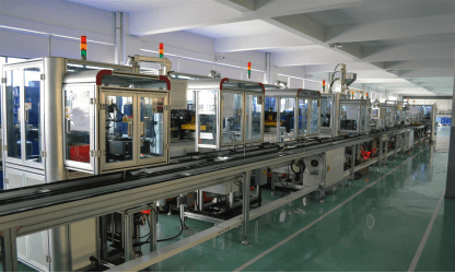 1-Full-Automatic line for Armature